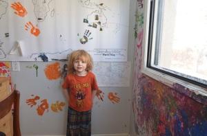 Kids wall 1