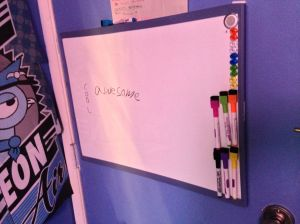 Awesome Dryerase Board