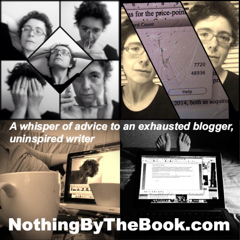 NBTB-Exhausted Blogger