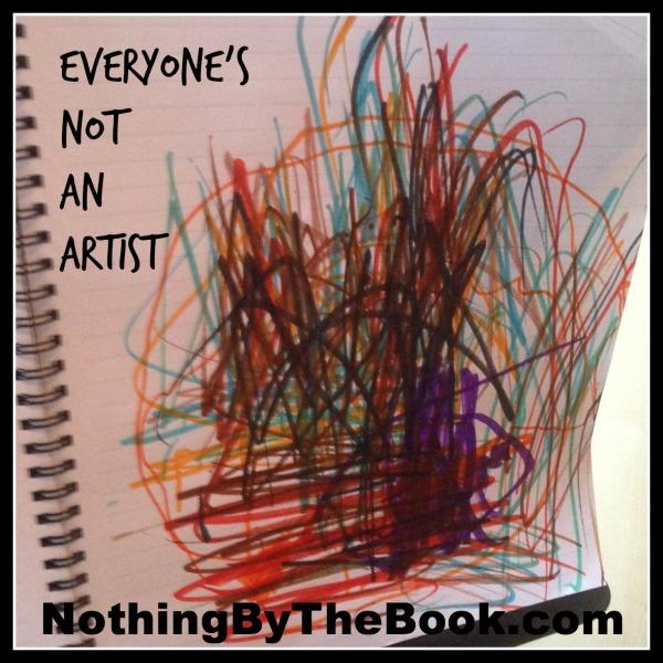 NBTB-Not An Artist