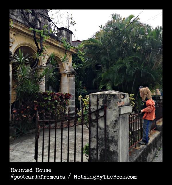 17-Haunted House