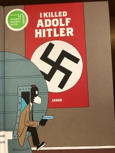Book cover: I killed Adolf Hitler