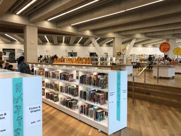 Questionarium, Calgary Public Library